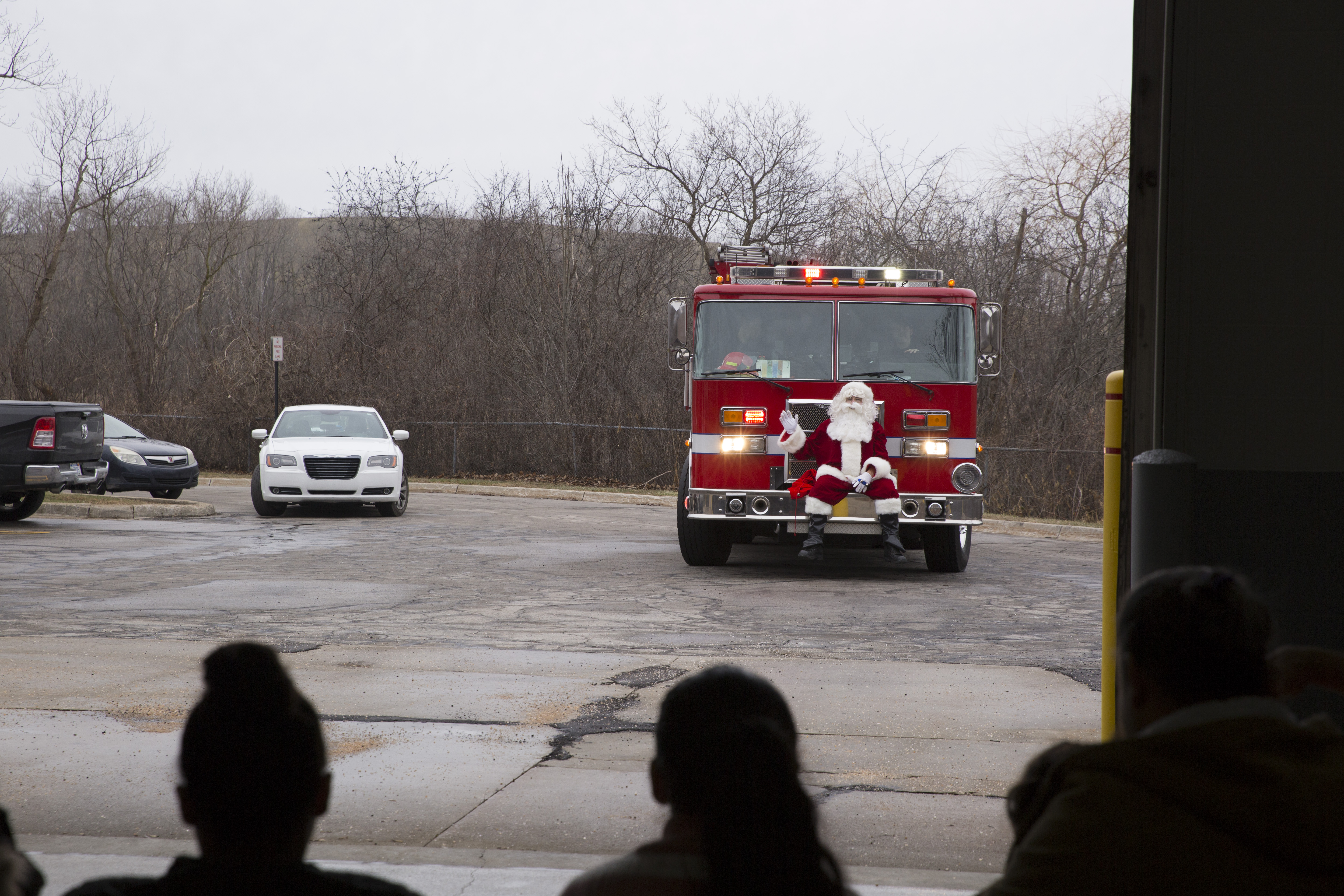 auburn hills fire holiday party